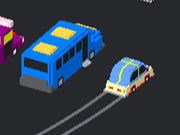 Blocky Highway Racing
